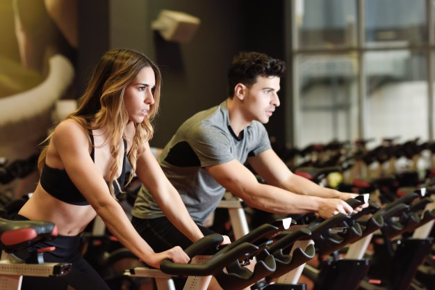 cycling gym